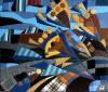 Изображение Удивительный мастер лоскутного шитья, художник Валентина Максимова из коллекции искусство на сайте...